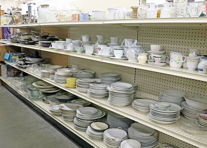 Thrift Store Housewares